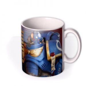 Warhammer Let The Battle Begin Mug By Moonpig, Gift Set – Delivery Available