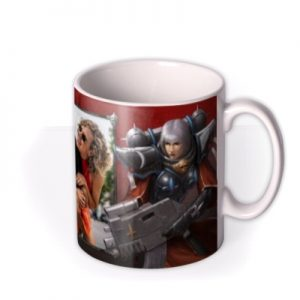 Warhammer Sisters Of Battle Photo Upload Mug By Moonpig, Gift Set – Delivery Available