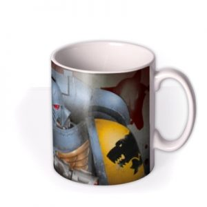 Warhammer Space Marine Image Mug By Moonpig, Gift Set – Delivery Available