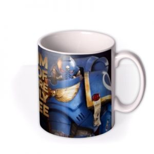 Warhammer There Is Only Tea & Coffee Mug By Moonpig, Gift Set – Delivery Available