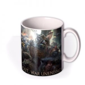 Warhammer War Within Without Unending Mug By Moonpig, Gift Set – Delivery Available