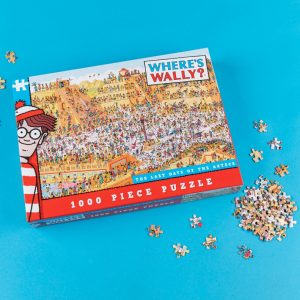 Where's Wally Aztec 1000 Piece Jigsaw Puzzle