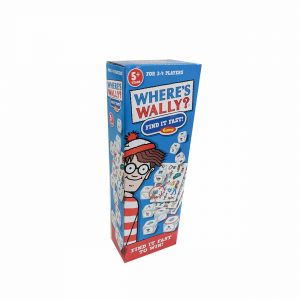 Where's Wally, Find It Fast Game