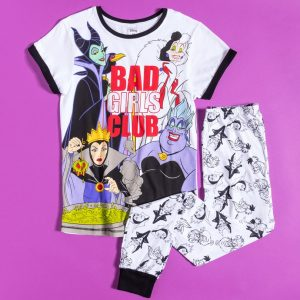 Women's Disney Villains Bad Girls Club Pyjamas