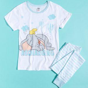 Women's Dumbo Recharging Disney Pyjamas