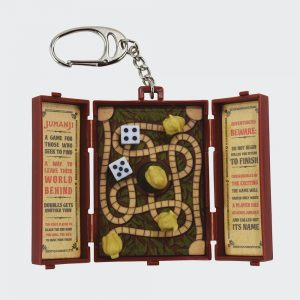 World's Coolest Jumanji Keychain