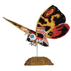 X-Plus Large Kaiju Series Godzilla Vs. Mothra – Mothra (1992)