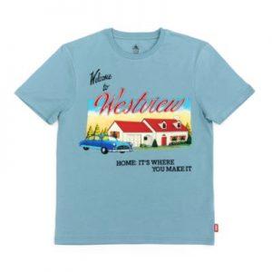 Disney Store WandaVision T-Shirt Mens, Light Blue – From ShopDisney