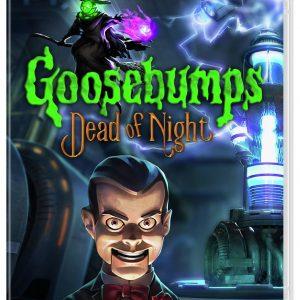 Goosebumps Dead Of Night Nintendo Switch Game