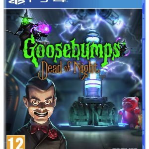 Goosebumps Dead Of Night PS4 Game