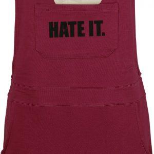 Grumpy Cat Hate It Short Dress Berry