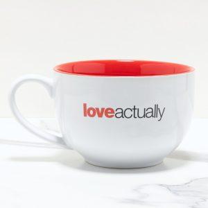 Love Actually Is All Around Mug