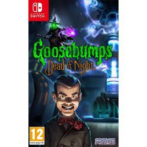 Nintendo Switch: Goosebumps Dead Of Night
