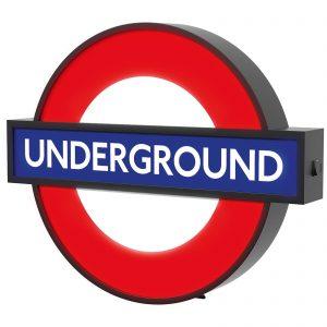 TFL London Underground Lightbox