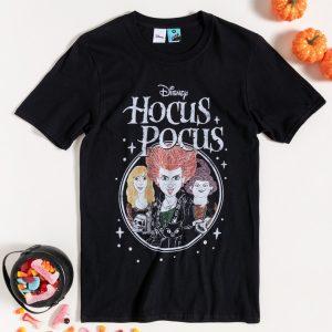 Disney Hocus Pocus Black T-Shirt