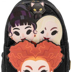 Hocus Pocus Loungefly – Sanderson Sisters Mini Backpacks Multicolour