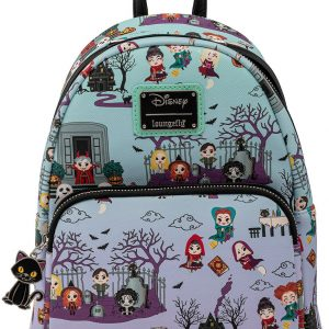 Hocus Pocus Loungefly – Scene Mini Backpacks Multicolour