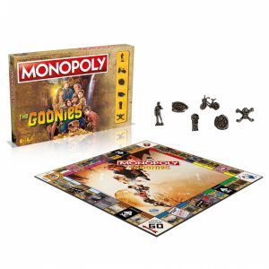 The Goonies Monopoly Game Set