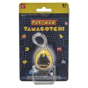 Yellow Pac-Man Tamagotchi